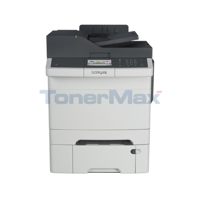 Lexmark CX410dte MFP